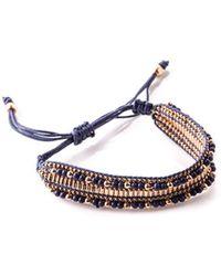Oasis - Sparkle Bead Bracelet - Lyst