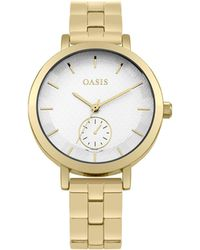 Oasis | Bracelet With Matt Dial | Lyst