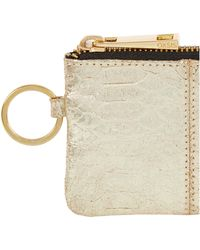 Oasis - Leather Coin Purse - Lyst