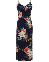 Oasis Curve Heather Midi Dress