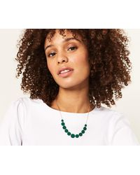 Oasis - Coloured Disc Necklace - Lyst