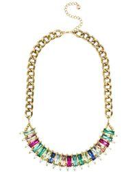 Oasis Rainbow Necklace - Multicolour