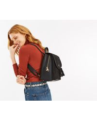 Oasis - Apron Flapover Backpack - Lyst