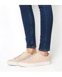 55deb5b7eef2d5 Vagabond Zoe Lace Sneaker in Black - Save 60% - Lyst