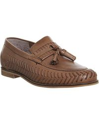 Office - Hoxton Woven Loafer - Lyst