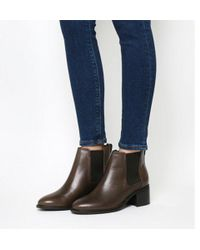 Office - Abacus- Mid Heel Chelsea Boot E - Lyst