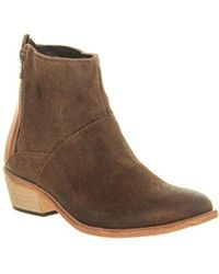 H by Hudson - Hudson London Fop Ankle Boots - Lyst