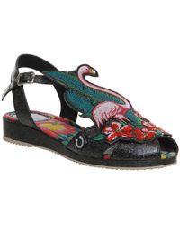 83eb0b599 Miss L-fire - Flamingo-a-go-go Sandal - Lyst