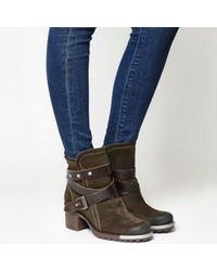 Fly London - Lok Strap Ankle Boot - Lyst