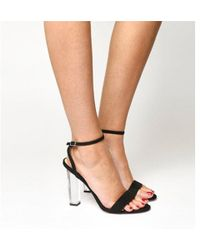 Office MERCY - Sandals - black