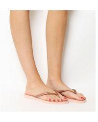 Havaianas - Slim Flip Flop - Lyst