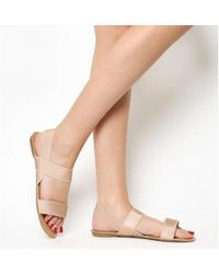 Office - Swift Elastic Sandal - Lyst