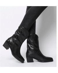Vagabond - Simone Cowboy Boot - Lyst