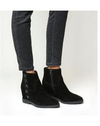 Ash - Goldie Wedge Boot - Lyst