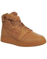 c853d8997f404c Lyst - Nike Air Jordan 1 Rebel Xx High Top Sneaker in Brown