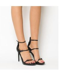 1f08228ff39 Kendall + Kylie - Kendall - Kylie Audra Strappy Heel - Lyst