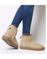 UGG - Classic Ii Mini Ankle Boot - Lyst