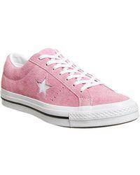 Converse - One Star - Lyst