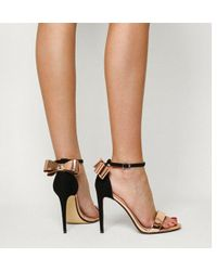 Office - Harriet Bow High Heels - Lyst