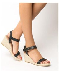 Office - Mouse Espadrille Wedge - Lyst