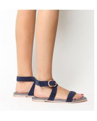4a8435f1a Bow Front Jelly Pumps.  77. Psyche · Ted Baker - Qeredas Sandal - Lyst