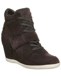 Ash - Bowie Wedge Ankle Boot - Lyst