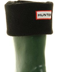 HUNTER - Welly Socks - Lyst