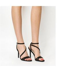 Office - Nadine Asymmetric Single Sole Sandal - Lyst