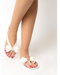 Ted Baker - Susziep Flip Flop Of - Lyst