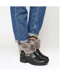 UGG - Chyler Fold Down Boot - Lyst