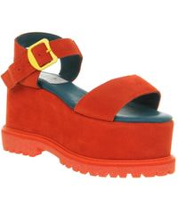 adidas Originals - Oc Rock Wedge - Lyst