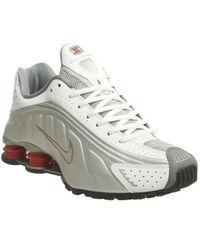 purchase cheap 52437 2d576 Nike - Shox R4 Trainers - Lyst