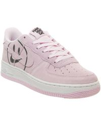 wholesale dealer ecbe0 c19ae Nike - Air Force 1 Trainers - Lyst