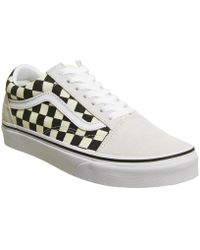 Vans - Old Skool Trainers - Lyst