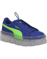 PUMA - Fenty Cleated Creepers - Lyst