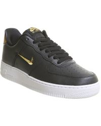 cbc0d8b795 Nike All Court 2 Low Leather in Black for Men - Lyst