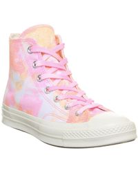 35c1ea289a21 Lyst - Converse Chuck Taylor All Star Madison Sneakers in Pink