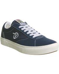 24662372a0 Lyst - Vans Era 59 Sneakers in Blue for Men