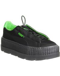 PUMA - Cleated Creeper Surf Trainers - Lyst
