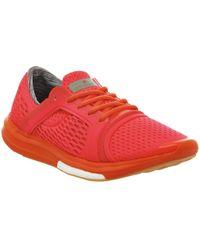 Adidas Da Stella Mccartney Cc Sonic Scarpe In Rosso Lyst