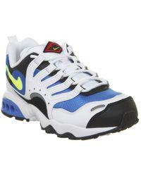 be4f00209f8b90 Lyst - Nike Air Terra Humara  18 in Gray for Men