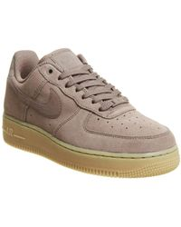 9cfeb6df434a1 Nike - Air Force 1 07 Trainers - Lyst