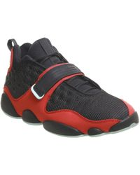 302533ccf37c Lyst - Nike Air Huarache Run Ultra Premium Leather Sneakers in Black ...