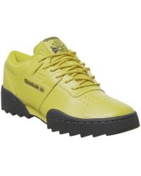 18c0d522b5205 Reebok Classic Leather Ripple Sm Men s Shoes (trainers) In ...