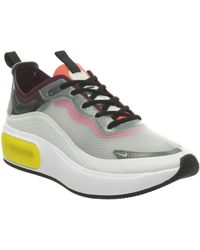 Nike - Grey And Burgundy Air Max Dia Sneakers - Lyst