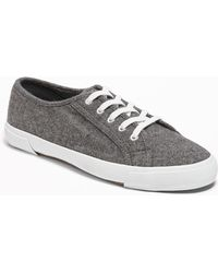 Old Navy - Wool-blend Lace-up Sneakers - Lyst