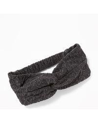 Old Navy - Textured Jersey Head Wrap - Lyst