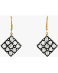 Amrapali - Diamond Drop Earrings - Lyst