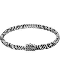 John Hardy - Classic Chain Bracelet - Lyst