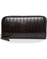 Victoria Beckham - Large Zip Around Wallet - Lyst